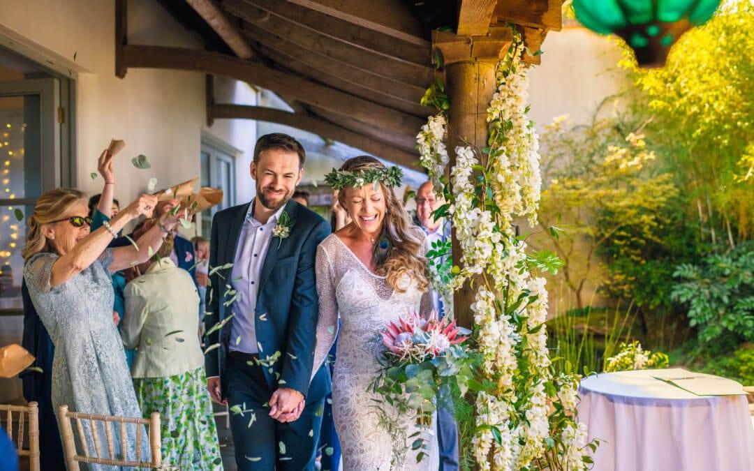 Wedding Flowers: Lara and Mike