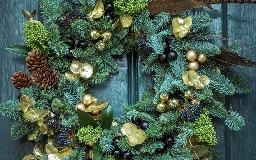 Christmas Wreath Making Workshops 2019