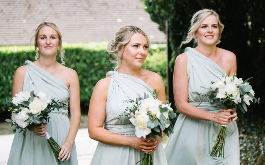 Wedding Flowers: Sophie and Sam