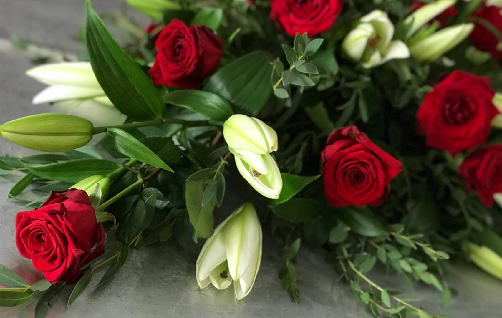 Funeral Flowers 9