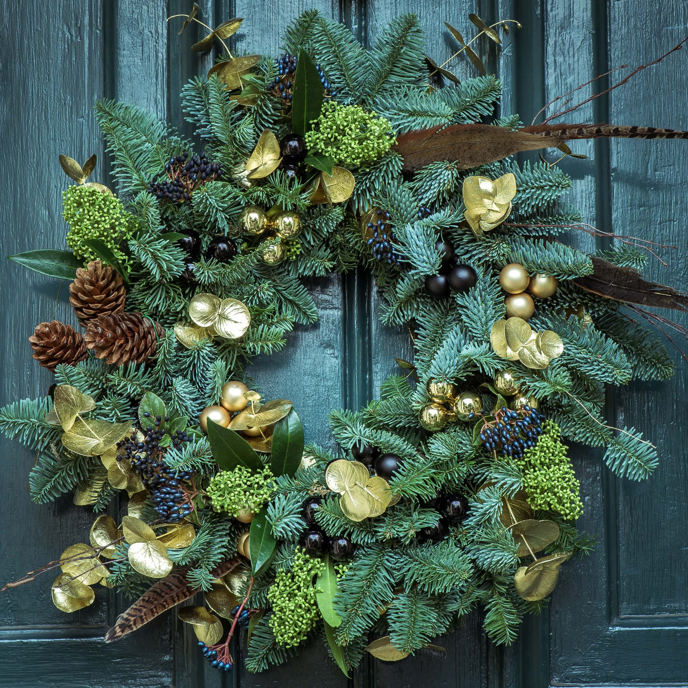 Christmas Wreath Making Workshops 2019