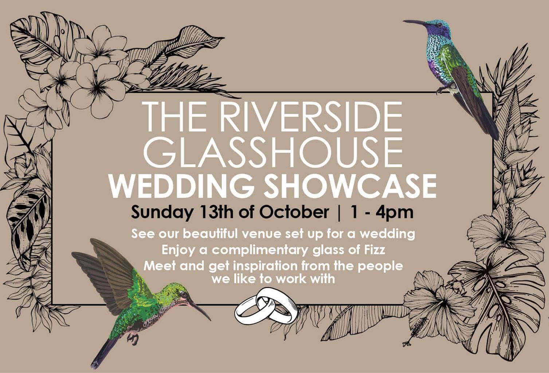 The Riverside Glasshouse Wedding Showcase