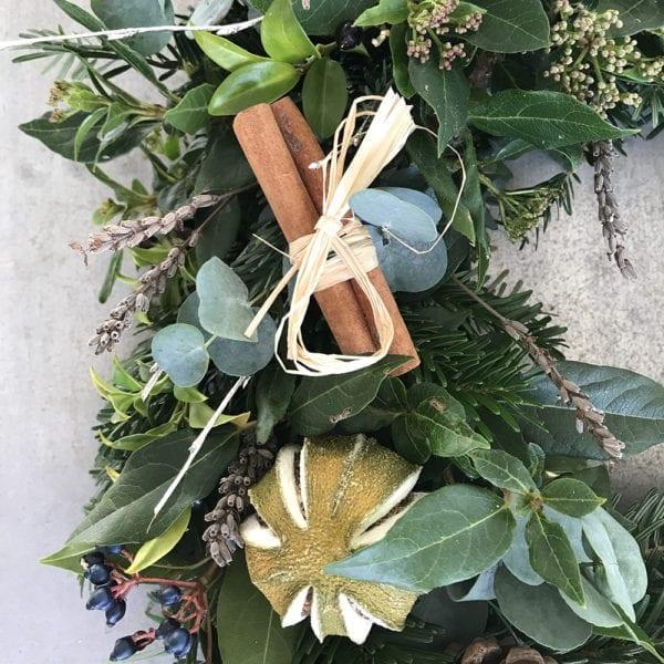 Green Wreath Leamington Spa