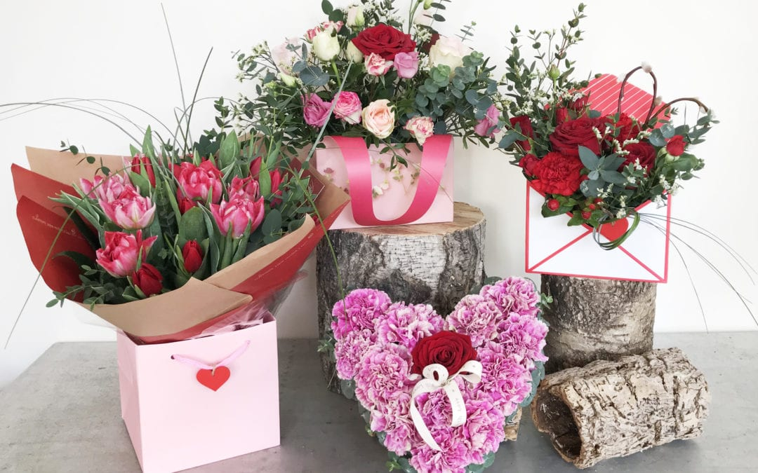 What if you don't like Red Roses at Valentine's?