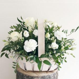 Albany Basket Regency Flowers