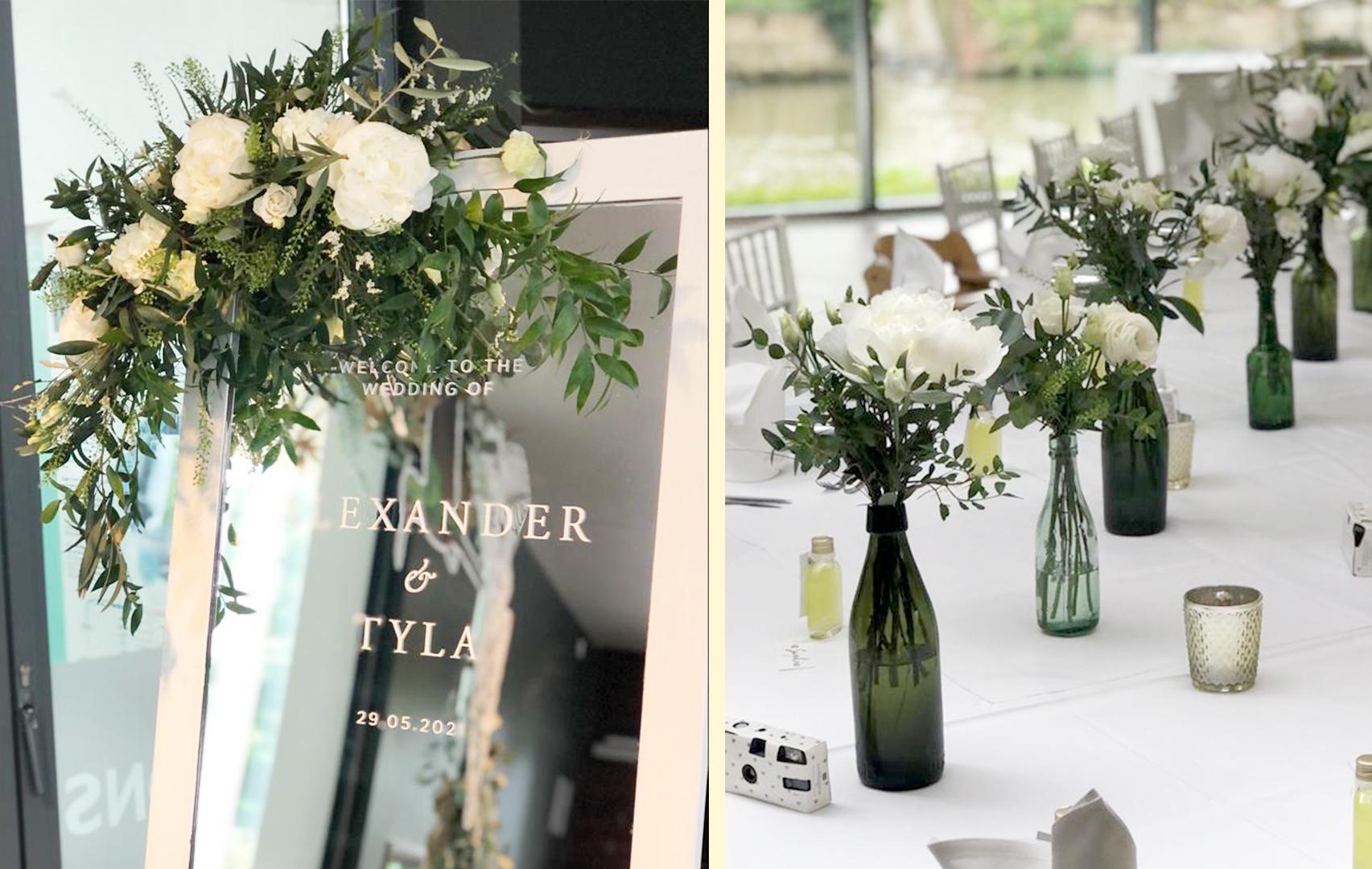 Wedding Flowers Leamington Spa